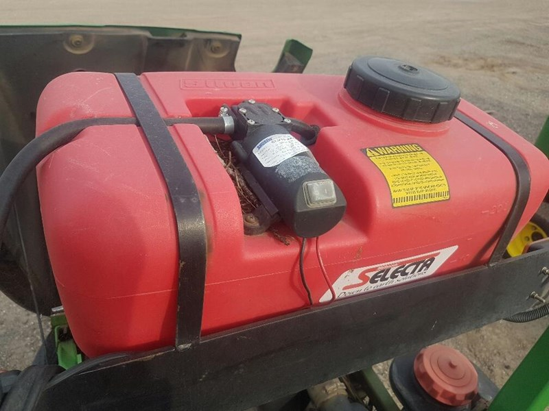 "john deere 1445 series 2 ,4wd 72"" rear discharge commercial mower 494499 005"