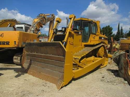 caterpillar d6r xl series iii 494928 001