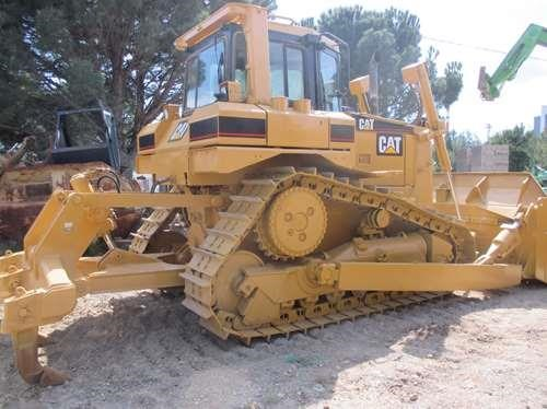 caterpillar d6r xl series iii 494928 007