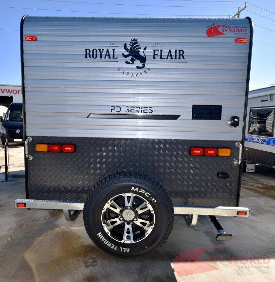 royal flair pd series 497163 020