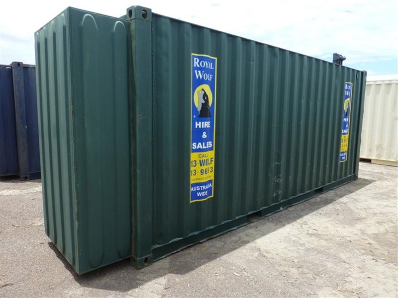 "20"" shipping container 20"" shipping container 499207 001"