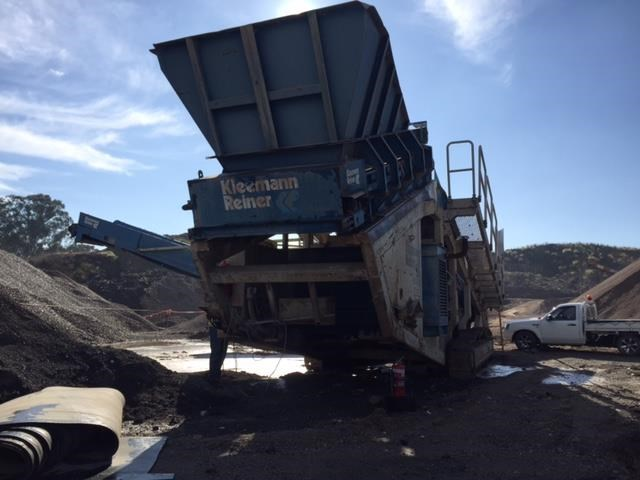 kleemann crushing & screening mobile plant 501420 001