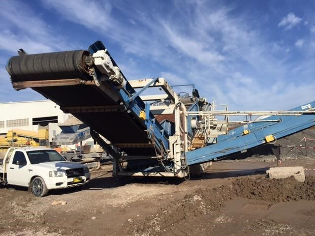 kleemann crushing & screening mobile plant 501420 007