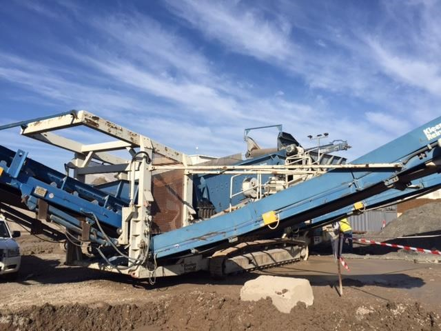 kleemann crushing & screening mobile plant 501420 008
