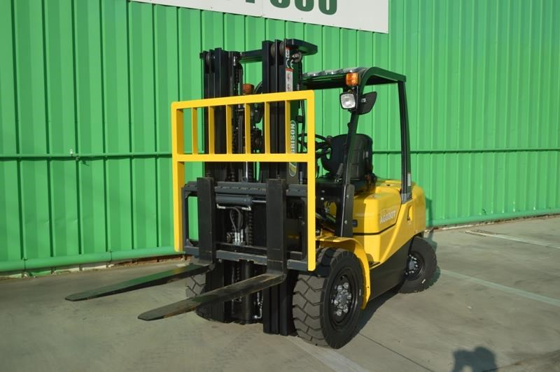 agrison 3 tonne forklift - 3 stage cont. mast - nationwide delivery 505628 006