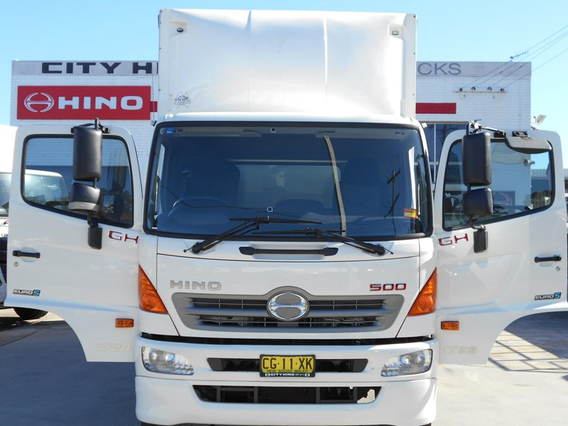 hino 500 series - gh 1727 xx-long air six 503497 002