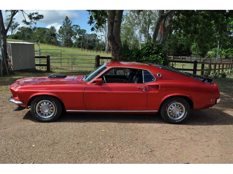 ford mustang 464227 010