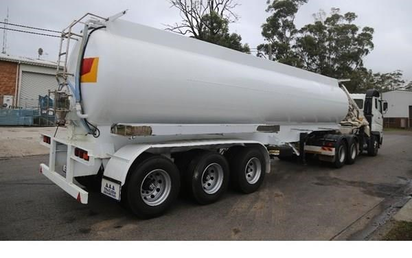 aaa 26000l potable water vacuum tanker 505242 001