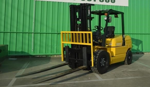 agrison 5 tonne forklift - 3 stage cont. mast - nationwide delivery 505661 002
