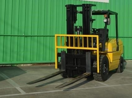 agrison 5 tonne forklift - 3 stage cont. mast - nationwide delivery 505661 003