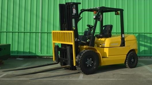 agrison 3 tonne forklift - 3 stage cont. mast - nationwide delivery 505695 001