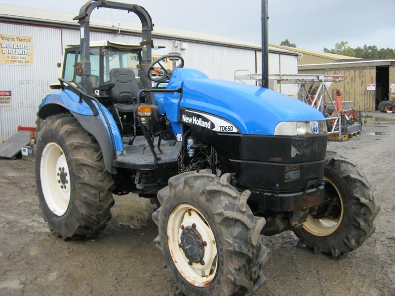 ford new holland td65d tractor 506712 001