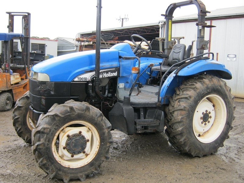 ford new holland td65d tractor 506712 003
