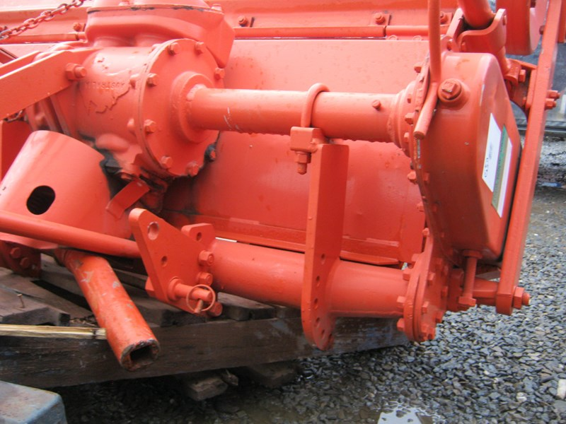 "howard series 4 60"" rotary hoe 509219 005"