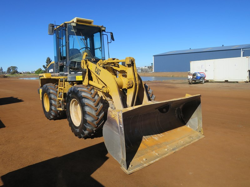 caterpillar 910g wheel loader 495899 001