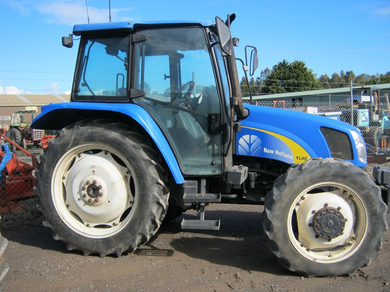 new holland tl90a tractor 510134 002
