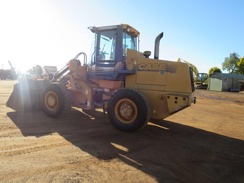 case 621c front end loader 508317 005