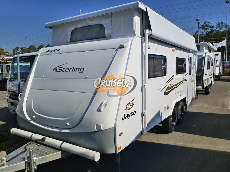 jayco sterling 17.55-4 - single beds 523263 001