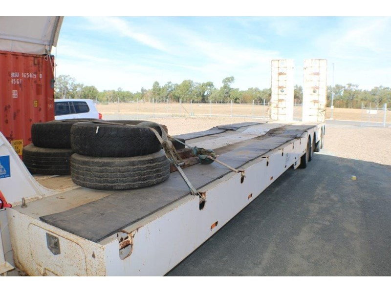 richland trailers quad low loader 527805 012