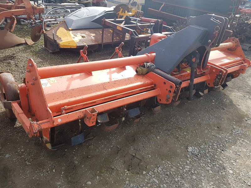 "howard 120"" rotary hoe 528989 001"