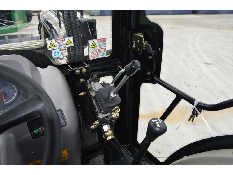 agrison 80hp cdf cabin - 4in1 bucket - 5 year warranty - free 6ft slasher! 424777 006