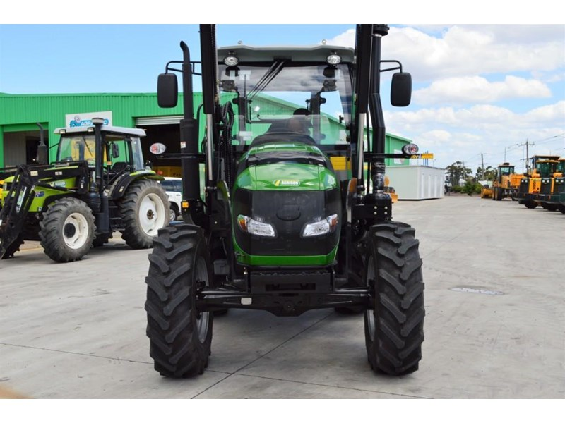 agrison 80hp cdf cabin - 4in1 bucket - 5 year warranty - free 6ft slasher! 424777 011
