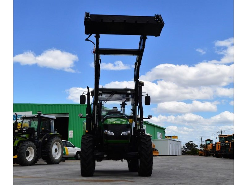 agrison 80hp cdf cabin - 4in1 bucket - 5 year warranty - free 6ft slasher! 424777 013