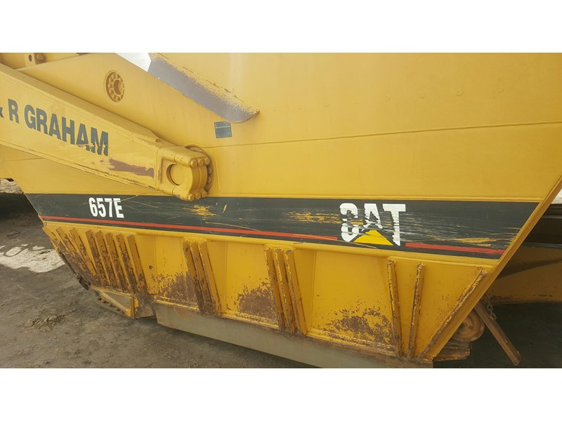 caterpillar 657e scraper 530908 005