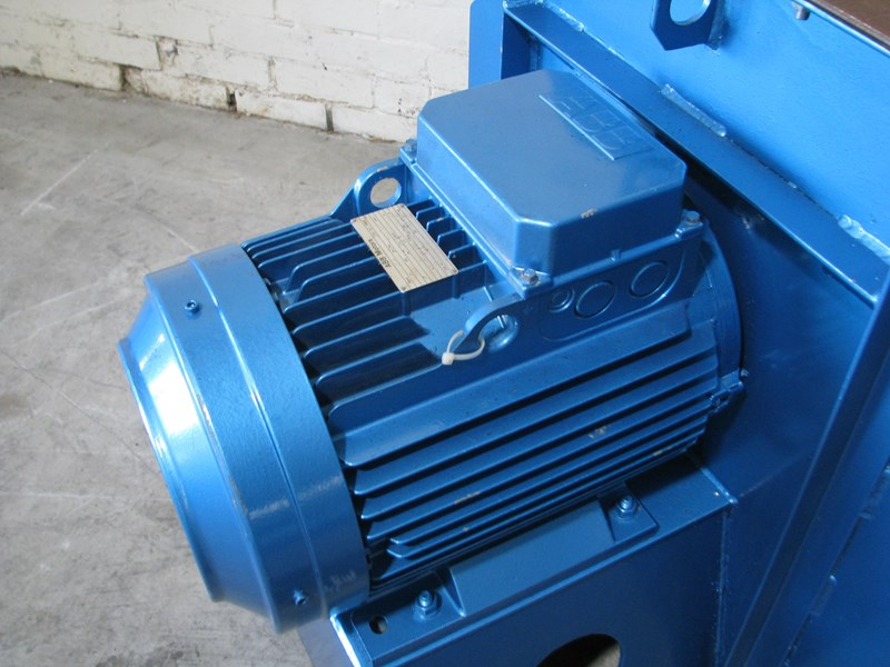 abb centrifugal blower fan - 17kw 532843 002