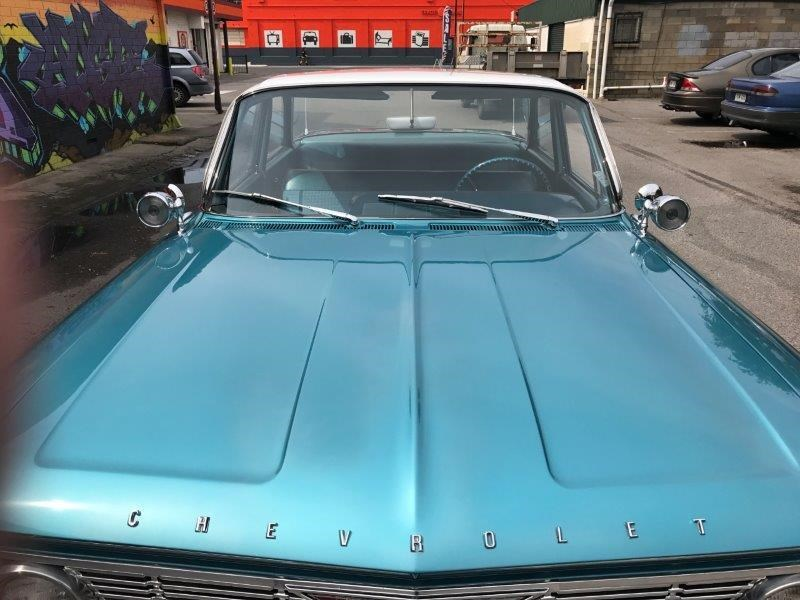 chevrolet bel air 529667 009