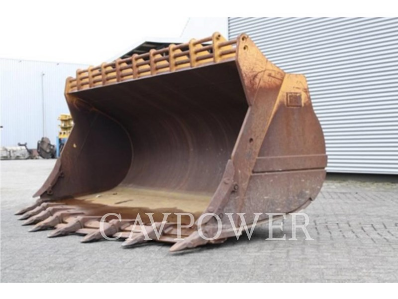 caterpillar 980k bucket 497639 001