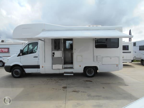 mercedes-benz platinum 4 berth beach 543538 008