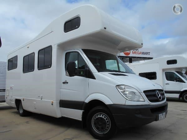 mercedes-benz platinum 4 berth beach 543538 024