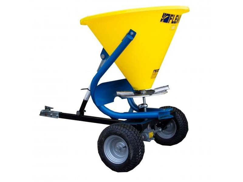 fleming 213l trailed spreader 524687 001