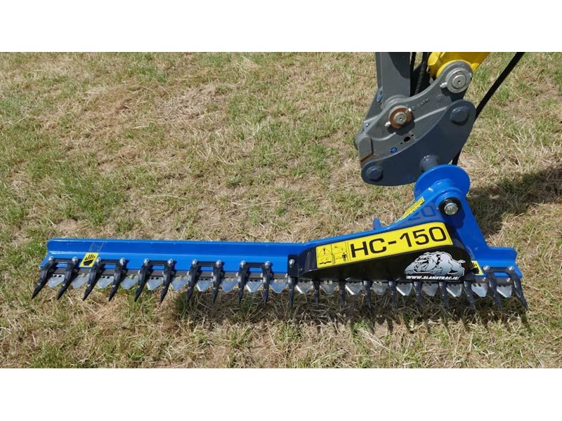 slanetrac hc-150 hedge cutter with hitch 550866 002