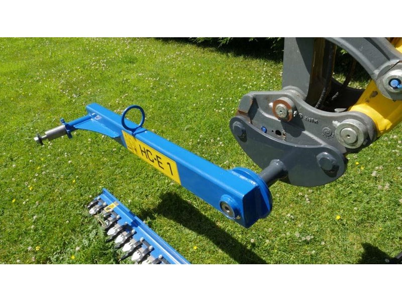 slanetrac hc-150 hedge cutter with hitch 550866 007