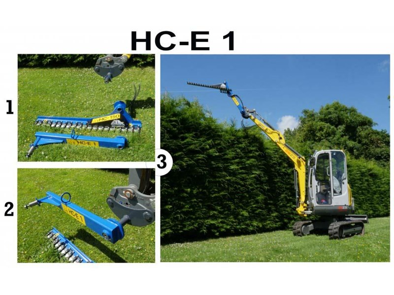 slanetrac hc-150 hedge cutter with hitch 550866 008