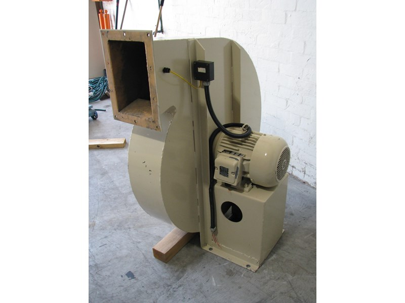 blower centrifugal fan - 5.5kw 551855 002