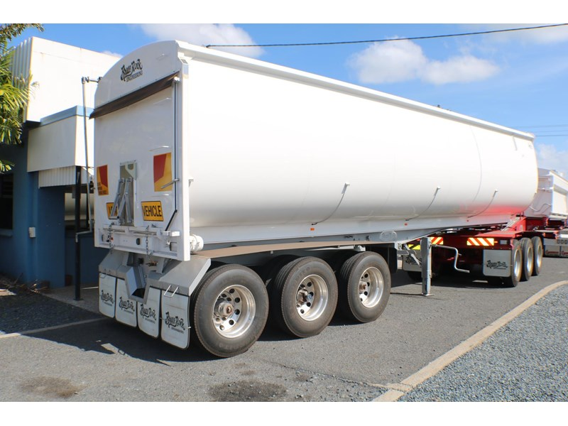 bruce rock engineering b-double slider bulk tippers 555491 006