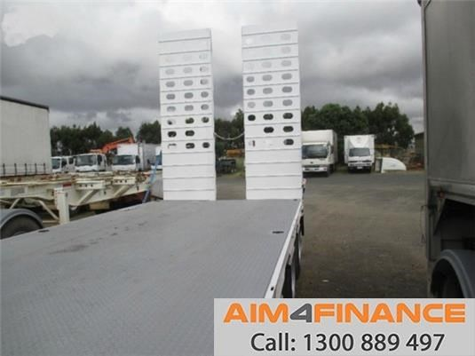 a.m.t atm dropdeck, 45ft deck traile 556537 007