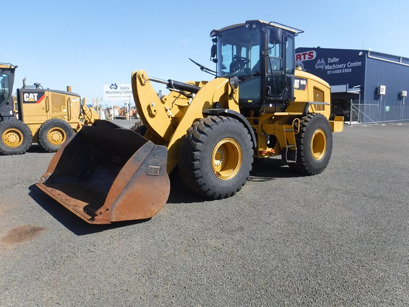caterpillar 924k loader 529073 001