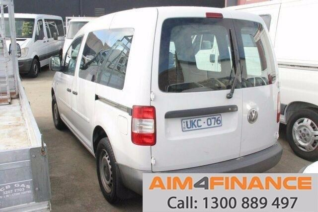 volkswagen caddy 558377 002