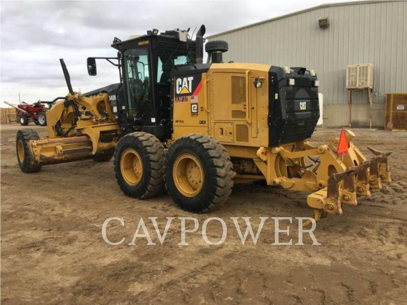 caterpillar 140m2awd 561592 002