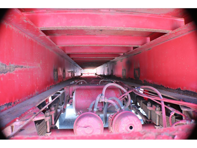 haulmark flat top extendable semi trailer 568096 006
