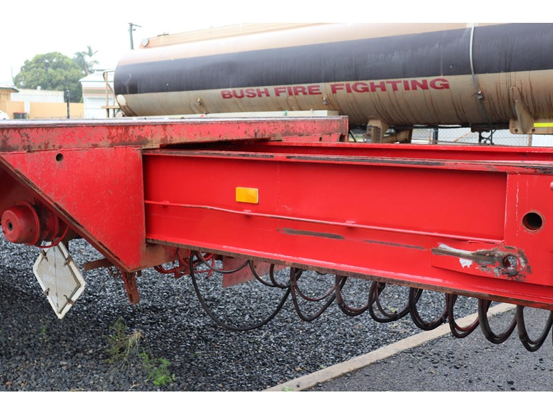 haulmark flat top extendable semi trailer 568096 005