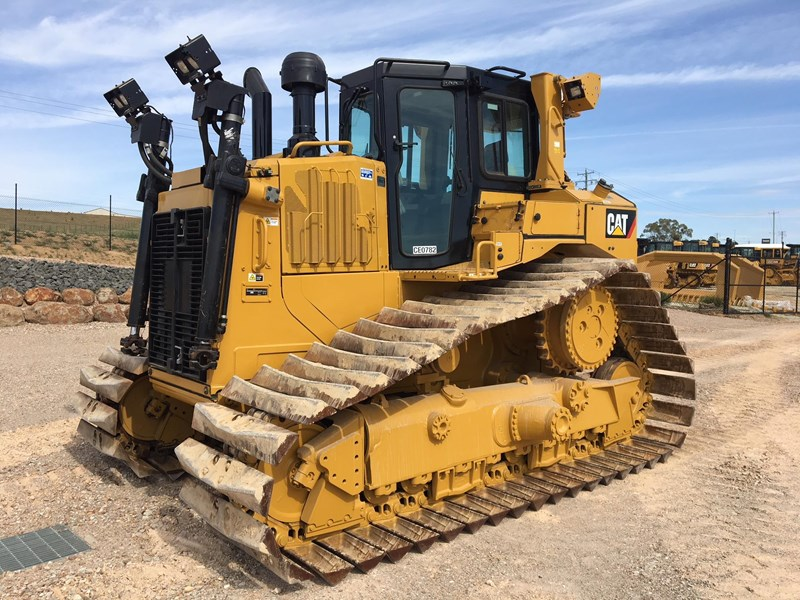 caterpillar d6t lgp waste handler 564644 001