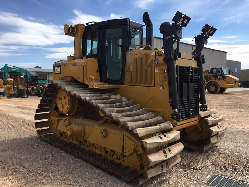 caterpillar d6t lgp waste handler 564644 003