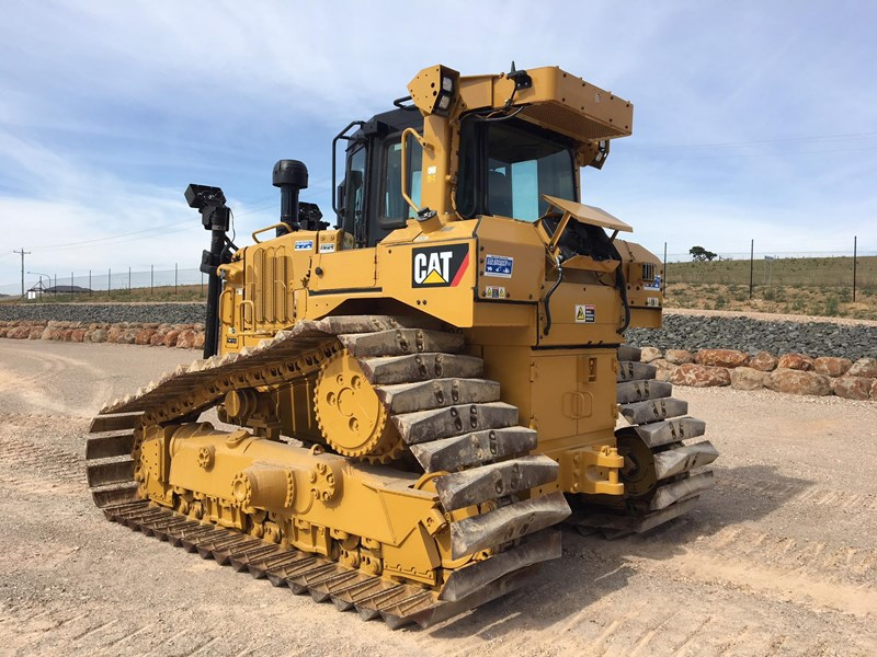 caterpillar d6t lgp waste handler 564644 004