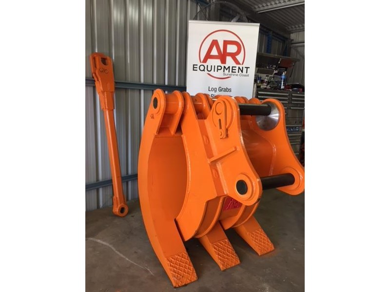 ar equipment are 20-24 ton log demo mechanical grab 444370 002
