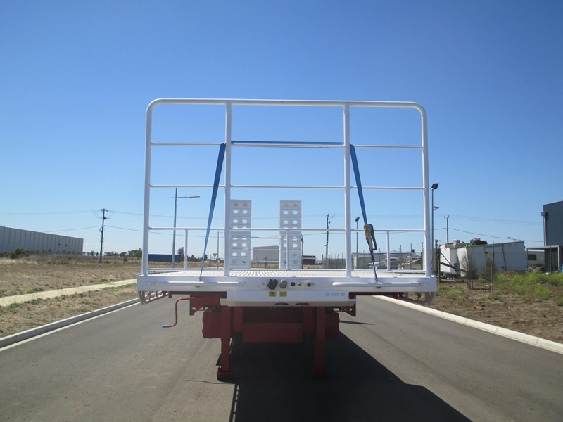"mammoth trailer equipment new 45"" drop deck trailer 577531 008"